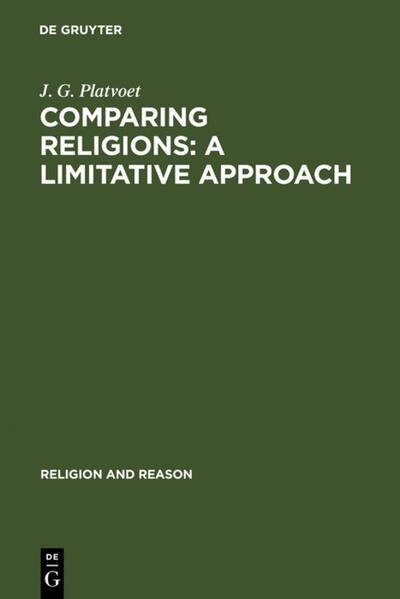 Comparing Religions: A Limitative Approach - Coverbild