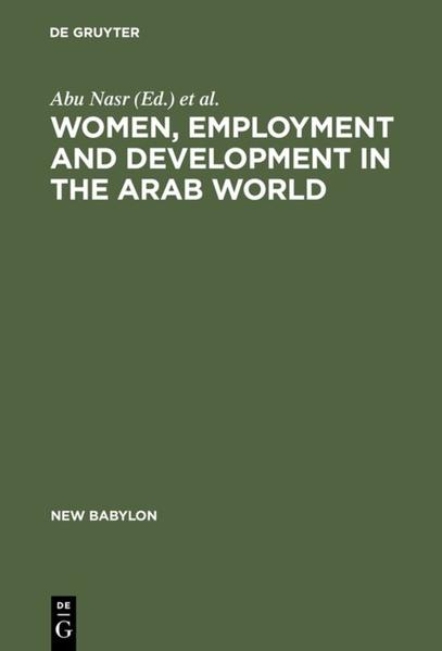 Women, Employment and Development in the Arab World - Coverbild