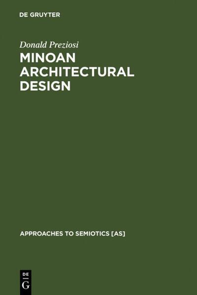 Minoan Architectural Design - Coverbild