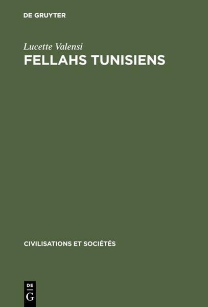 Fellahs tunisiens - Coverbild