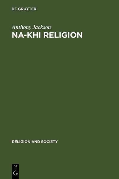 Na-khi Religion - Coverbild