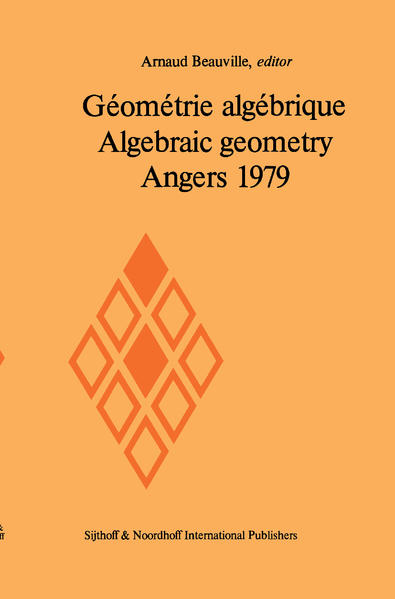 Proceedings Of The Indo-French Conference On Geometry - Coverbild