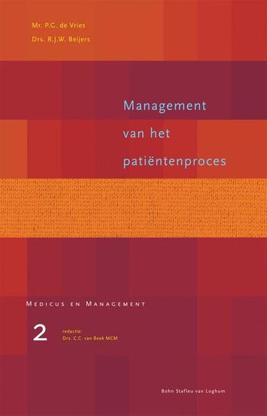 Management van het patientenproces - Coverbild