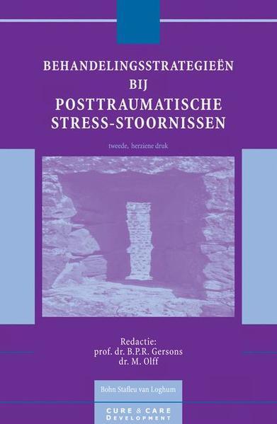Behandelingsstrategieen bij posttraumatische stress-stoornissen - Coverbild