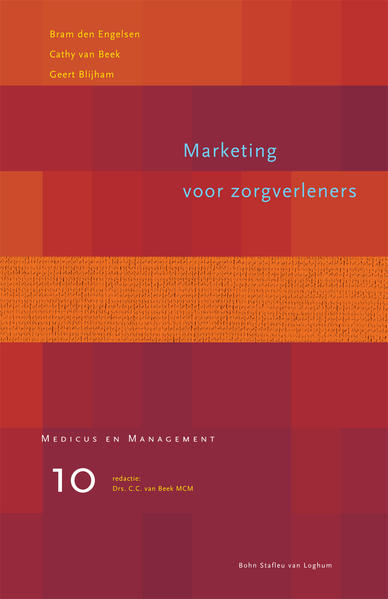 Marketing voor zorgverleners - Coverbild