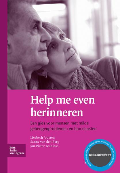 Help me even herinneren - Coverbild