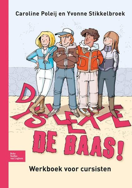 Dyslexie de baas! - Coverbild