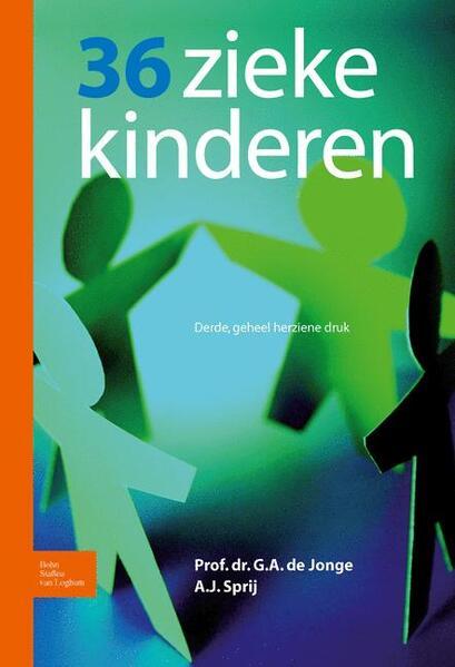 36 zieke kinderen - Coverbild