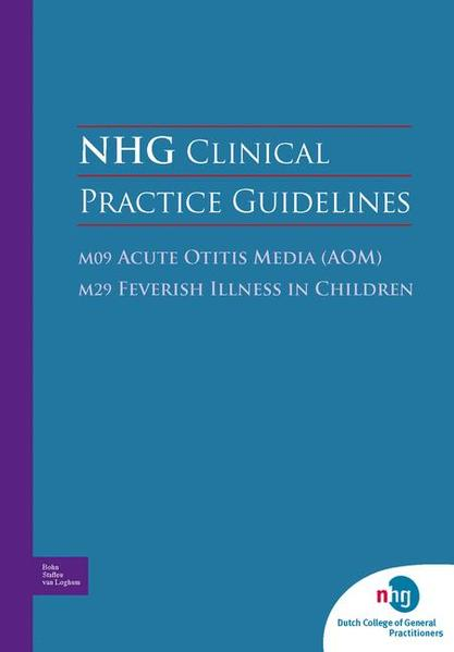 NHG clinical practice guidelines - Coverbild