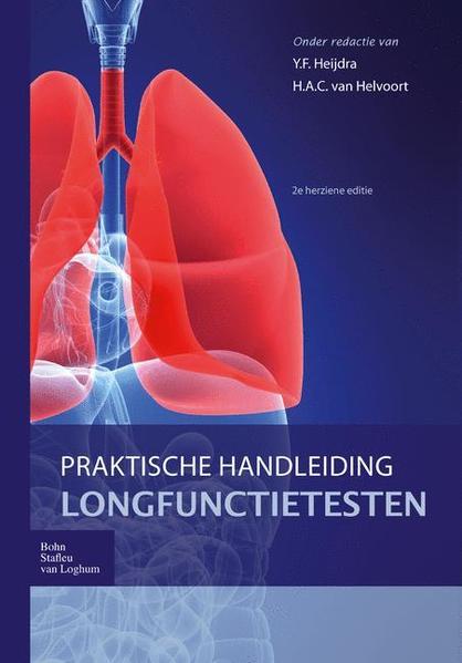 Praktische handleiding longfunctietesten - Coverbild