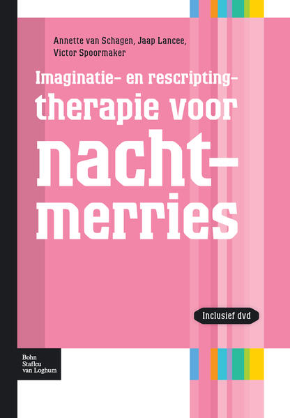 Imaginatie- en rescriptingtherapie voor nachtmerries - Coverbild