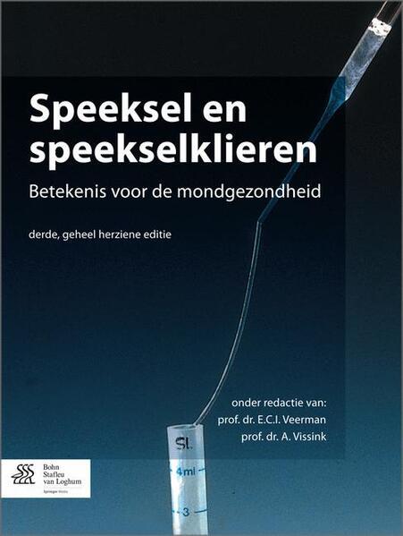 Speeksel en speekselklieren - Coverbild