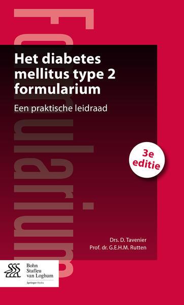 Het diabetes mellitus type 2 formularium - Coverbild