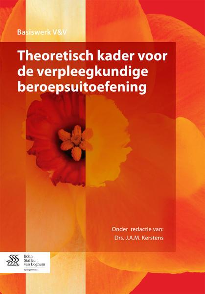 Theoretisch kader voor de verpleegkundige beroepsuitoefening - Coverbild