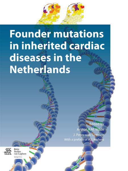 Founder mutations in inherited cardiac diseases in the Netherlands - Coverbild