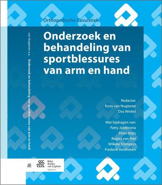 Onderzoek en behandeling van sportblessures van arm en hand - Coverbild