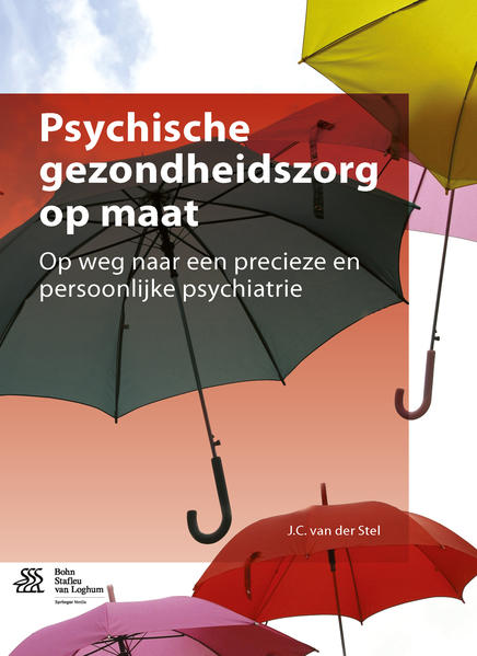 Psychische gezondheidszorg op maat - Coverbild