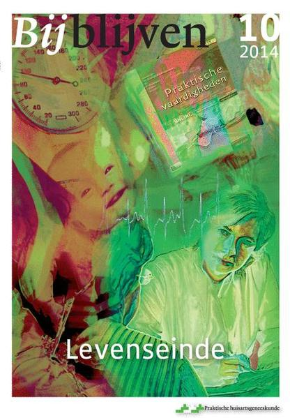 Bijblijven, nr. 10 Levenseinde - Coverbild