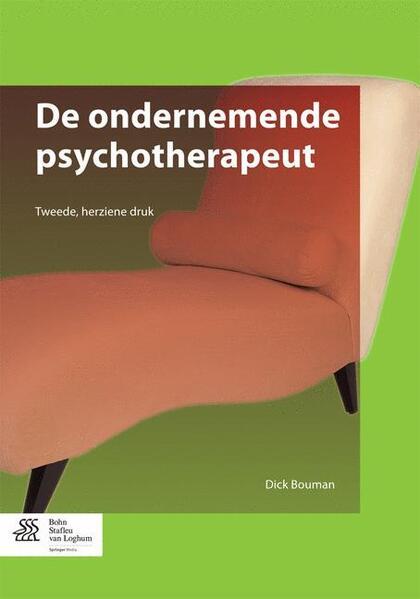 De ondernemende psychotherapeut - Coverbild