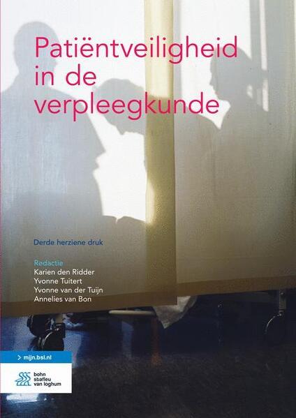 Patiëntveiligheid in de verpleegkunde - Coverbild