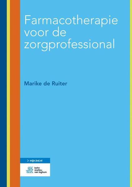 Farmacotherapie voor de zorgprofessional - Coverbild