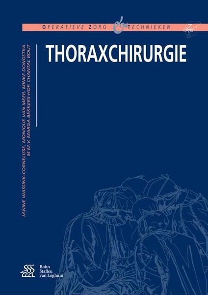 Thoraxchirurgie - Coverbild