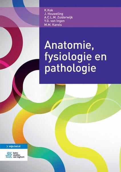 Anatomie, fysiologie en pathologie - Coverbild