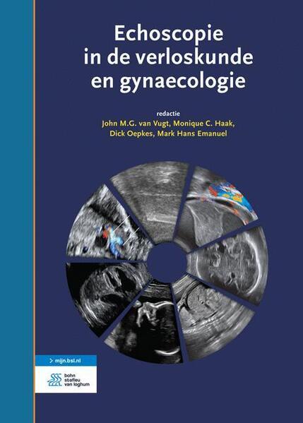 Echoscopie in de verloskunde en gynaecologie - Coverbild