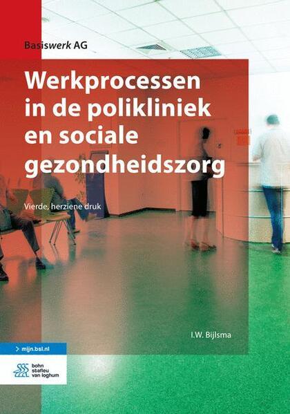 Werkprocessen in de polikliniek en sociale gezondheidszorg - Coverbild