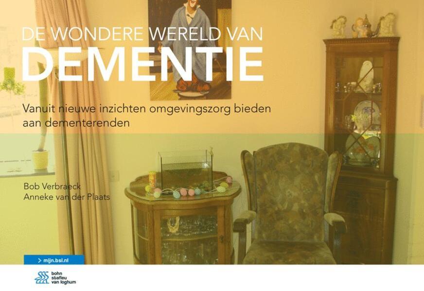 De wondere wereld van dementie - Coverbild