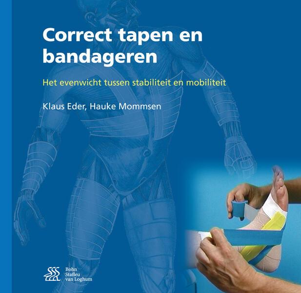 Correct tapen en bandageren - Coverbild