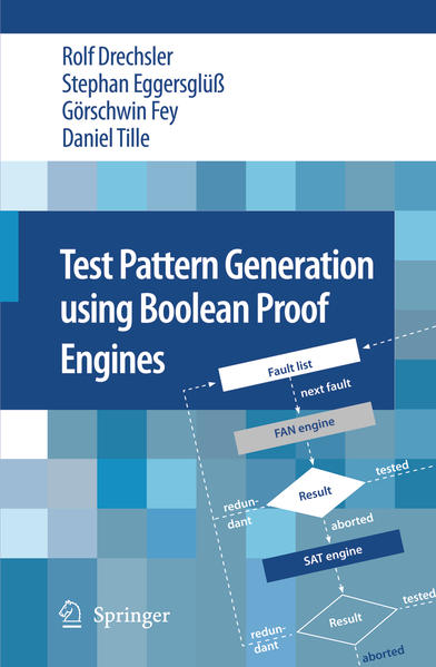 Test Pattern Generation using Boolean Proof Engines - Coverbild