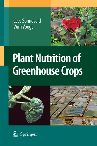 Plant Nutrition of Greenhouse Crops - Coverbild