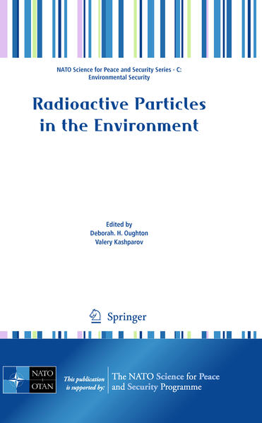 Radioactive Particles in the Environment - Coverbild