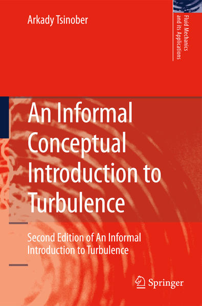 An Informal Conceptual Introduction to Turbulence - Coverbild
