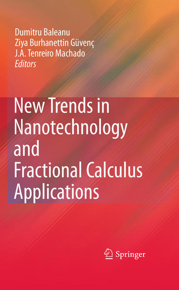 New Trends in Nanotechnology and Fractional Calculus Applications - Coverbild
