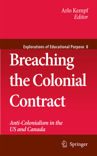 Breaching the Colonial Contract - Coverbild