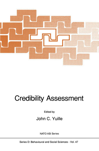 Credibility Assessment - Coverbild