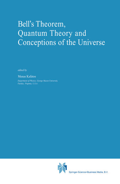 Bell's Theorem, Quantum Theory and Conceptions of the Universe - Coverbild