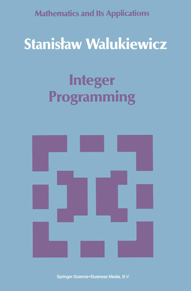 Integer Programming - Coverbild