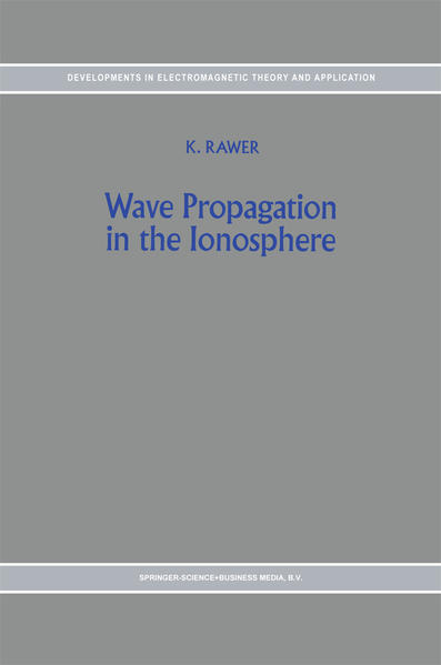 Wave Propagation in the Ionosphere - Coverbild