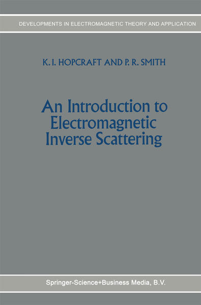 An Introduction to Electromagnetic Inverse Scattering - Coverbild