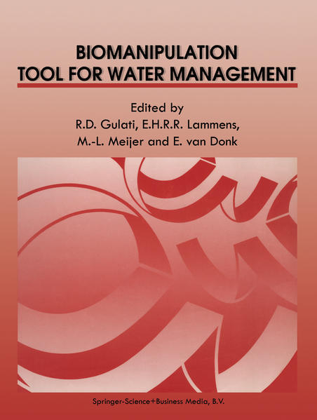 Biomanipulation Tool for Water Management - Coverbild