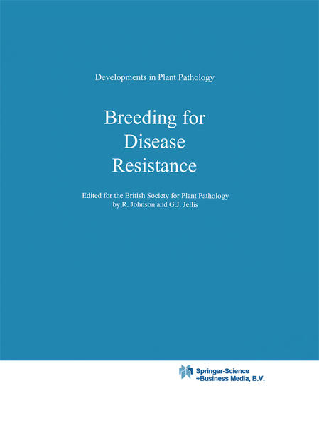 Breeding for Disease Resistance - Coverbild