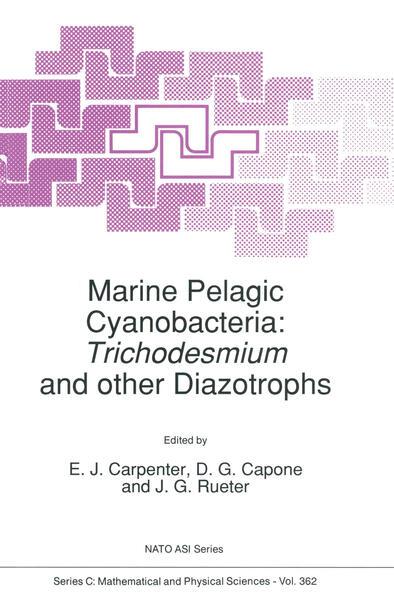 Marine Pelagic Cyanobacteria: Trichodesmium and other Diazotrophs - Coverbild