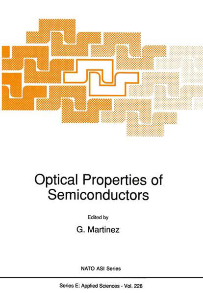 Optical Properties of Semiconductors - Coverbild