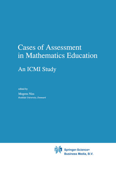 Cases of Assessment in Mathematics Education - Coverbild