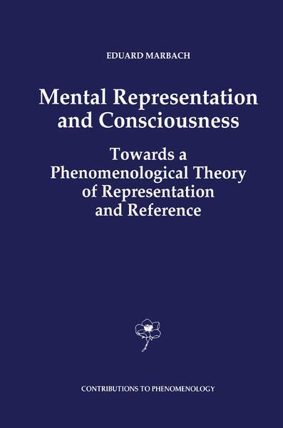 Mental Representation and Consciousness - Coverbild