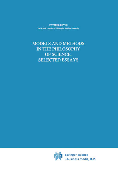 Models and Methods in the Philosophy of Science: Selected Essays - Coverbild