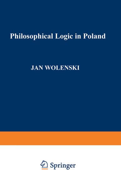 Philosophical Logic in Poland - Coverbild